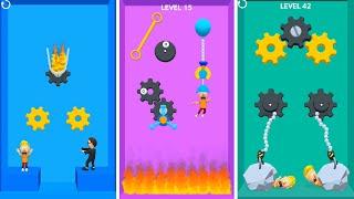 Rescue Machine Levels 1-50 Walkthrough IOS Gameplay