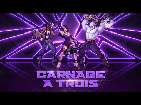 Agents of Mayhem - CARNAGE A TROIS thumbnail