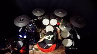 Fear Factory - Zero Signal - (Drum Cover)
