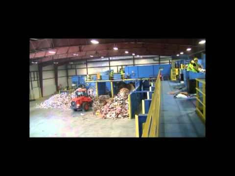 Southern Tier Recyclers Inc. Single Stream Recycling Systems - Green Machine® LLC