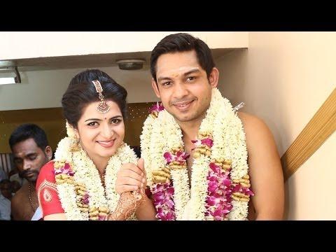 TV Anchor DD & Srikanth Wedding