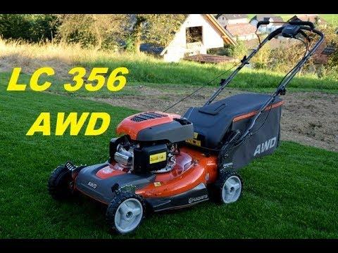 Husqvarna LC356 AWD Review
