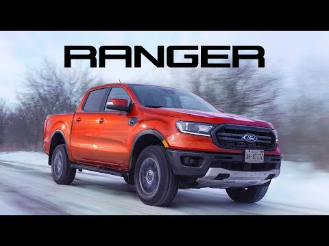 External Review Video PPX4AwBNVms for Ford Ranger Pickup (4th gen)
