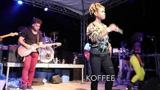 KOFFEE   BURNING (LIVE)