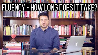 How Long Does It Take to Learn a Language to Fluency?