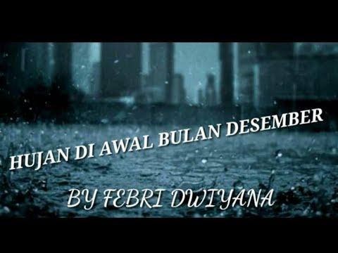 Puisi hujan ( Febri Dwiyana )