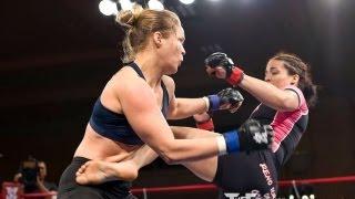 Tuff-N-Uff:Ronda Rousey vs Taylor Stratford (Digitally Remastered)