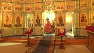Пасхальная служба в храме 7
