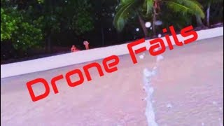 Drone Fails FPV
