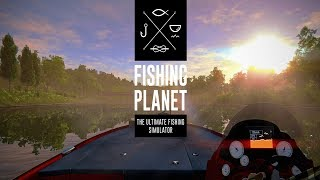 ПРОДОЛЖИМ ЗНАКОМСТВО FISHING PLANET LE ФРАНЦУЗ