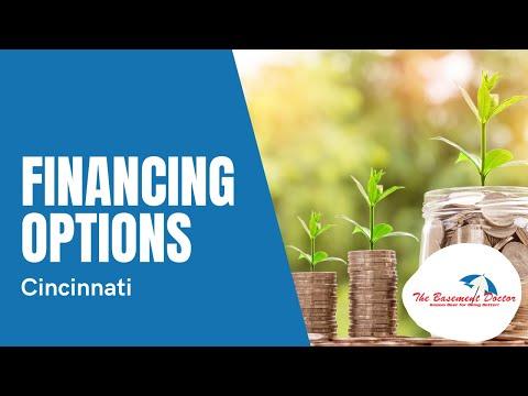 Financing Ad | The Basement Doctor of Cincinnati
