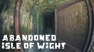 Secret Abandoned Hidden Tunnels Needles Battery  - Derelict Abandoned Places Isle Of Wight URBEX