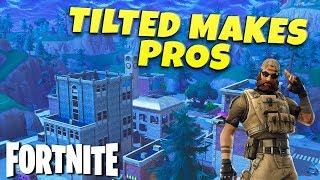 Why You Should Land Tilted Most Games | Fortnite Tips