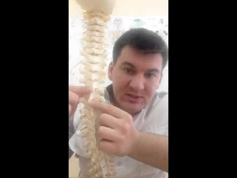 Остеохондроз и боли в нижних конечностях