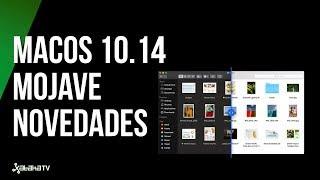 Novedades macOS 10.14 Mojave