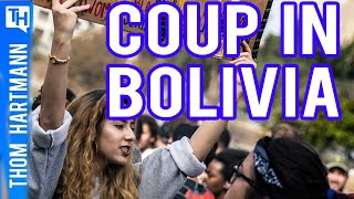 Oligarchs Behind Bolivia's Coup Exposed!