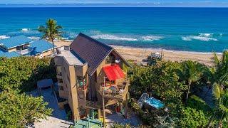 Art On The Beach:  An 8BR/5BA 5-star Luxury Florida Beach-house Vacation Rental, W/pool +elevator!