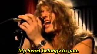Steelheart - She's gone ( Unplugged ) - with lyrics