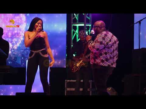 SEYI SODIMU'S PERFORMANCE @ GROWN AND SEXY CONCERT