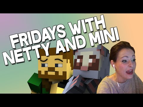 Fridays With Netty and Mini - Skywars