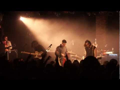 THE MACCABEES - First Love - Live @ La Maroquinerie, Paris - February, 10th 2012
