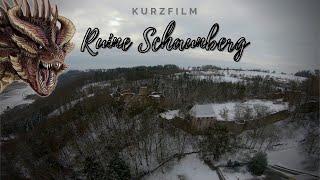 Drachenangriff auf Burgruine Schaunberg | Fpv Drohne | Ruine #6
