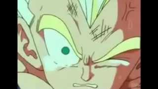"""Vegeta: """"Tienes la cabeza muy dura"""""""