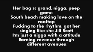 Rick Ross - Ice Cold (Feat. Omarion) (Lyrics)