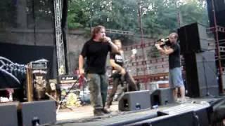 Dismember - Skin Her Alive live @BRUTAL ASSAULT 2007
