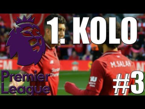 1. LIGOVÝ ZÁPAS! | Kariéra Za Liverpool #3 | FIFA 19 | CZ/SK