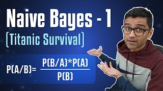 Naive Bayes Part 1