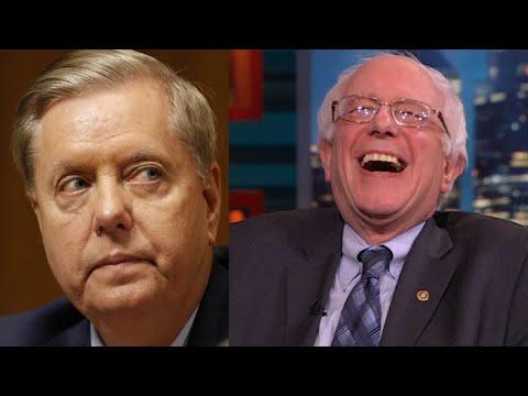 Republicans FREAK OUT Over Senate Budget Committee Chairman Bernie Sanders!