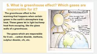 CLASS 7 GEOGRAPHY REVIEW OF ATMOSPHERE