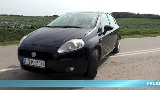 Fiat Grande Punto - autóbérlés 6 990 Ft /nap
