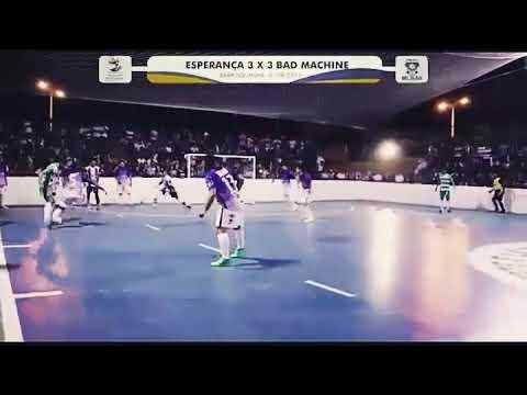 Profeta do futsal campeão em barroquinha Ceará