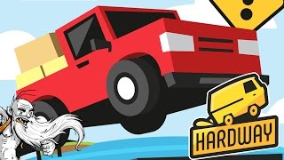 """MOBILE ROAD RAGE @#$%!!!""  Hardway IOS / Android gameplay walkthrough"