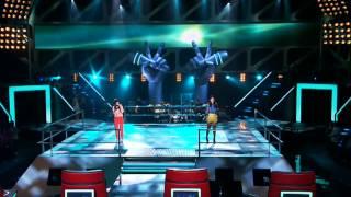 The Voice Australia: Laura Vs Mali Koa