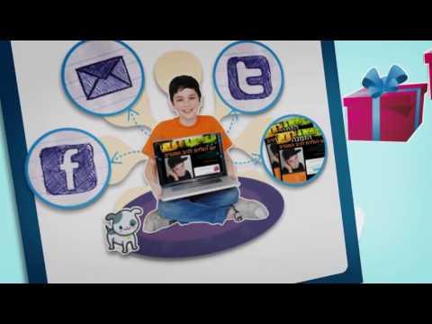 סרטון חברה אינטרנטי לאתר Gift Me