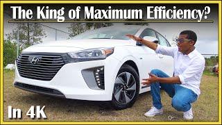2017 / 2018 Hyundai Ioniq Hybrid Review | Most Fuel Efficient Car | In-Depth & DETAILED | In 4k UHD!