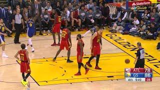 4th Quarter, One Box Video: Golden State Warriors vs. Atlanta Hawks