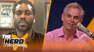 Michael Vick shares his thoughts on Jamal Adams speaking out against HC Adam Gase | NFL | THE HERD