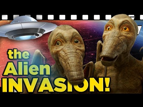 Alien Takeover: How Valerian Created 1000 New Species | Frame by Frame