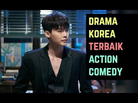 6 drama korea komedi aksi terbaik