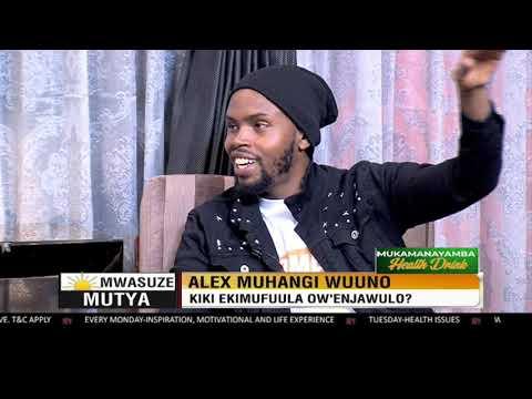 Mwasuze Mutya: Emboozi ya Alex Muhangi owa Comedy Store