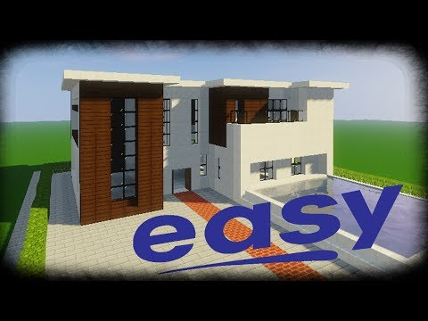 minecraft how to build a cool house easy minecraft project