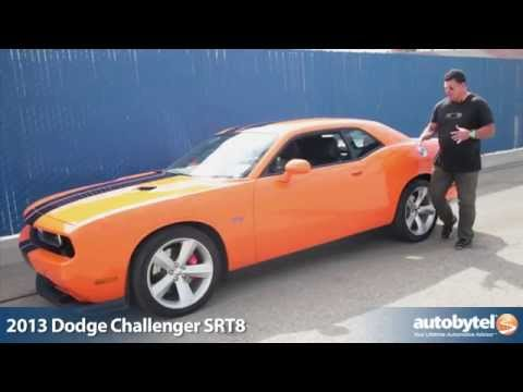 2013 Dodge Challenger SRT8 392 Video Review