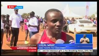 Weekend Prime: Joyceline Jepkosgei  and Bernad Kipkemoi win the second edition of the Ziwa road race