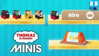Unlock All Engine and Decoration Hiro - Thomas & Friends Minis
