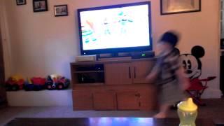 Yo Gabba Gabba Treasure Dance