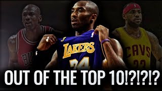 The DISRESPECT Of Kobe Bryant NEEDS TO END!